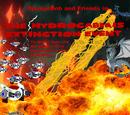 The Hydrocabiais Extinction Event