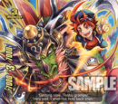 Fifth Omni Super Dragon Lord, Fierce Deity Tenbu