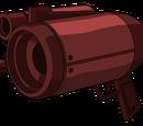 Pistolety laserowe Bobo Haha