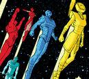 Spaceknights (Galadorian) (Earth-5000)