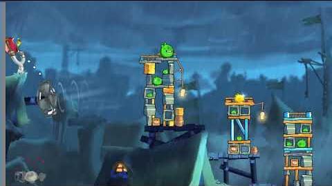 Уровни боссов Angry Birds 2