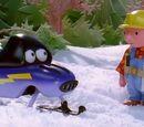 Zoomer's Snowy Adventure