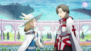 Nautilus and Yuna chatting in Floria during Eiji's flashback in OS.png