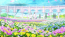 Nautilus and Yuna among the flowers of Floria - OS.png