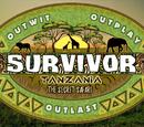 Survivor ORG 37: Tanzania