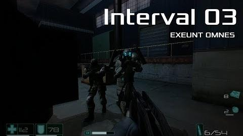 """B00Plays """"F.E.A.R."""" (ft. Alli3lle) Interval 03 - Exeunt Omnes"""
