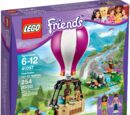 Heartlake Hot Air Balloon (41097)