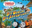 Big World! Big Adventures! Movie Storybook
