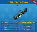 Shaman's Bow