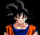 Son Goku (Canon, Dragon Ball Z)/Paleomario66