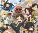 Ataque a los Titanes: Junior High (anime)