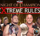 WEDF Night of Champions: Extreme Rules 2