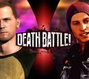 Delsin Rowe vs. Cole MacGrath