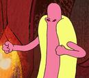 Alien Hot Dog