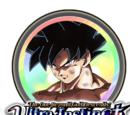 Awakening Medals: Goku (Ultra Instinct -Sign-)