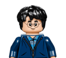 Harry Potter: Years 1-4 minifigures
