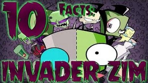 Top 10 Invader Zim Facts You Never Knew