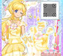 Chandelier Gold Coord
