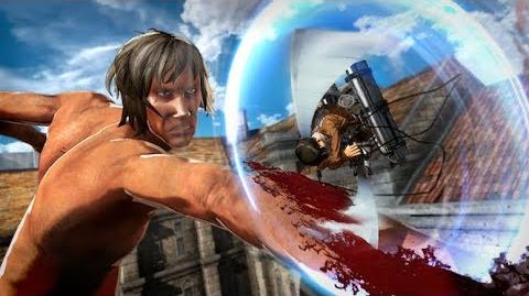 Attack On Titan Gameplay Walkthrough Part 1