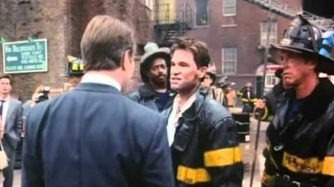 Backdraft Official Trailer 1 - Donald Sutherland Movie (1991) HD