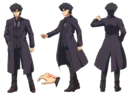 Hoja de personaje de Kiritsugu en Fate Zero de Ufotable.png