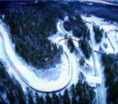 Lillehammer Olympic Bobsleigh and Luge Track