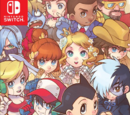 Crystal Crisis (Nintendo Switch)