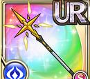 Bright Cross Staff (Gear)