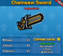 Chainsaw Sword