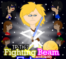 Fighting Beam and with Saber