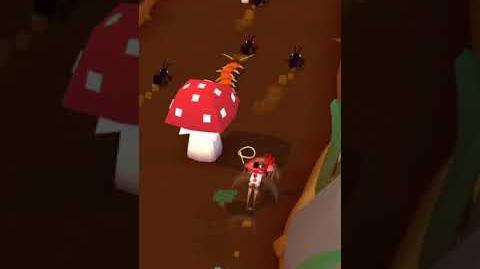 Beetle Crash Glitch (Rodeo Stampede)