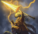 Lancer of Red (Lost War)