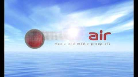 Air Music and Media Group plc Hollywood DVD (2004) DVD UK Logo-0