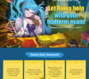 Let Roina help with your Midterm Exams