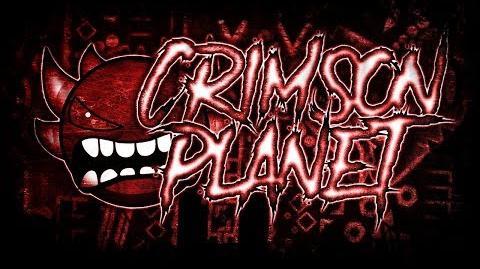 Crimson Planet - 100%