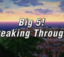 Zusammenbruch! Die Wand der Big 5!!