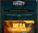 Mega Happy Hour