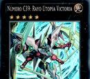 Número C39 Rayo Utopía Victoria