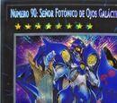 Número 90 Señor Fotónico de Ojos Galácticos