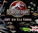 Jurassic Park: Lost on Isla Sorna