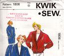 Kwik Sew 1806
