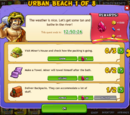 Urban Beach: Plateau 2 Expansion
