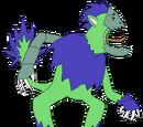 Battlegrounders/Zerita/Uncontrollable Beast Zerita