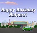 Happy Birthday Helpers!