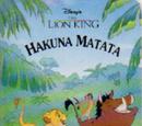 Hakuna Matata (book)
