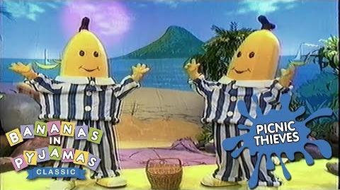 Bananas In Pyjamas Picnic Thieves (1992)