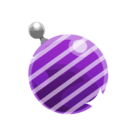 Purple Stripey Ornament.png