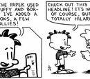 Comic Strip: January 19, 1993