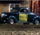 Gutierrez's Police Car