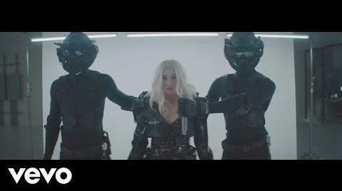 Christina Aguilera - Fall In Line (feat. Demi Lovato) (Official Music Video)